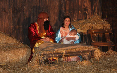2018 Living Nativity 12/14 & 15 – Sign Up Now!