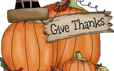 Urban Promise/MSPC Thanksgiving Dinner November 13th