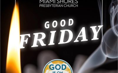 Good Friday Service @ McArthur Chapel 7pm, April 19